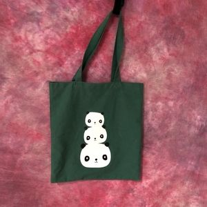 Forever 21 Panda Shopping Tote Bag