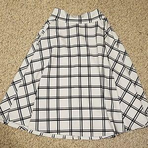 Xsmall Agnes & Dora Midi Skirt