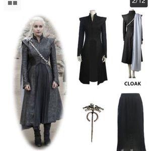 Daenerys Targaryn Costume