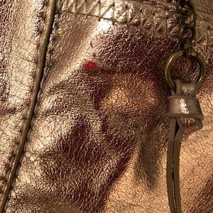 The Sak Bags - The Sak Gold Crossbody Purse