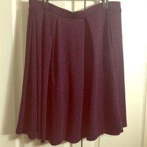 Lularoe elegant collection purple Madison