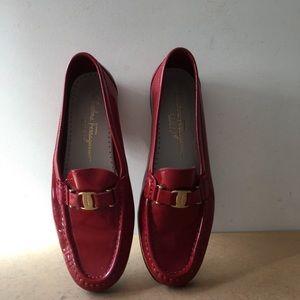 Salvatore Ferragamo Sport Women's red size 7.5