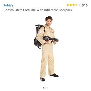 JUST ADDED! 2nd GhostBusters Adult OS Costume
