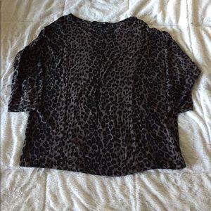 🎃 Cheetah top