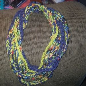Rope Style scarf
