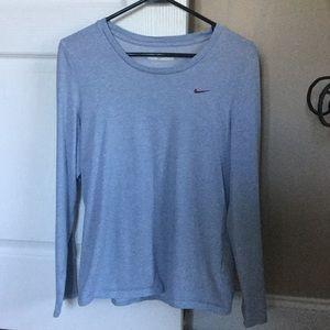Nike Long sleeve dry fit top