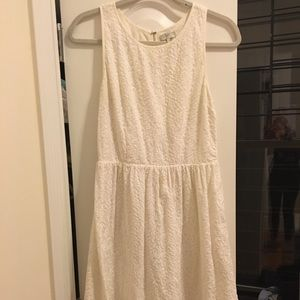 Joie White Dress