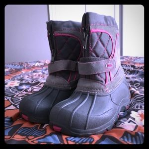 Other - Girls snow boots, size 11, great shape! Outgrown!