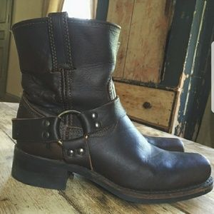 New Frye Ankle Boots
