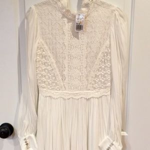 Forever 21 chic lace dress NWT