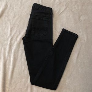 7 FAM Skinny Jeans Gwenevere (Size 29 ran small)