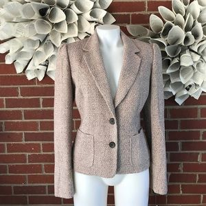 NEW Nike West Suit fully lined Tweed Blazer