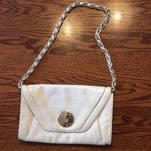 White Elliot Lucca purse