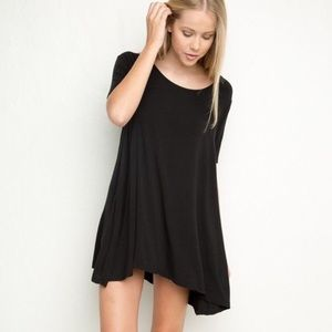 Brandy Melville loose Tshirt dress tunic