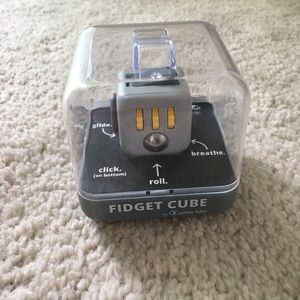 Other - Antsy Labs Fidget Cube