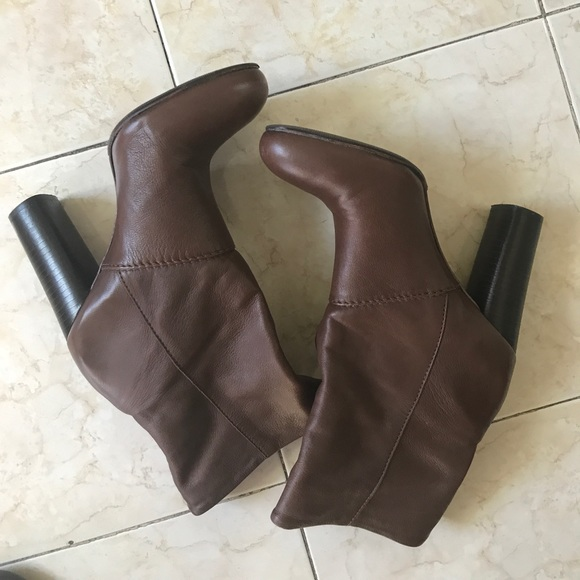 Tory Burch Shoes - AUTHENTIC Tory Burch Genuine Leather Ankle Boots