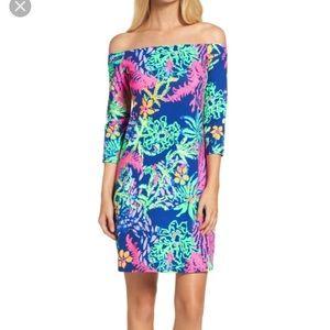 NWT Lilly Pulitzer Laurana Dress XS $70 P