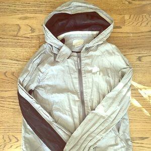 Converse light jacket