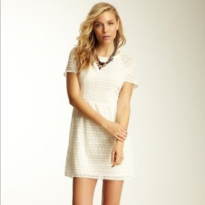 🆕Listing! Free People Candy Woven Lace dress