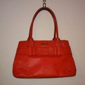 Kate Spade Orange large Handbag