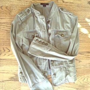 Express army utility jacket
