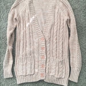 Victoria's Secret cardigan size xs, never worn