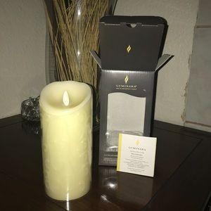 Luminara Real Flame Effect Candle