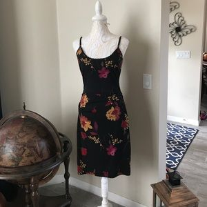Nicole Miller Fall Holiday Slip Dress