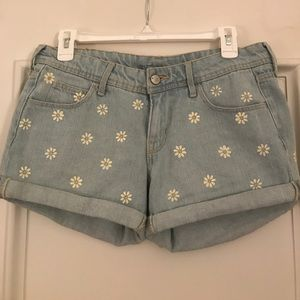 Daisy Jean Shorts