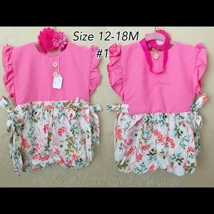 Other - Baby girls dresses or clothes
