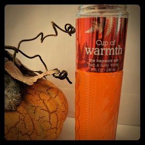 BBW Cup of Warmth Fragrance Mist