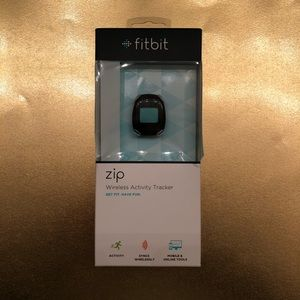 Fitbit Zip new never used