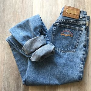Vintage Lawman High Waisted Jeans
