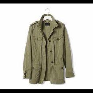 Banana Republic Jackets & Coats - Banana Republic NWT khaki green jacket