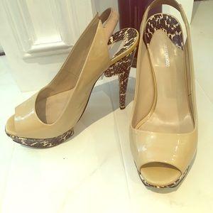 Mirkwood pyth ptnt slng platform heels