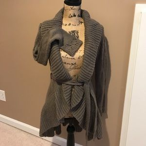 Grey Sweater by Willow and Clay