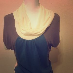 Charlotte Rousse winter blouse