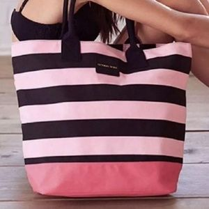 Limited Edition Victoria Secret Tote Pink