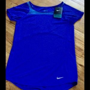Nike Workout Tee NWT