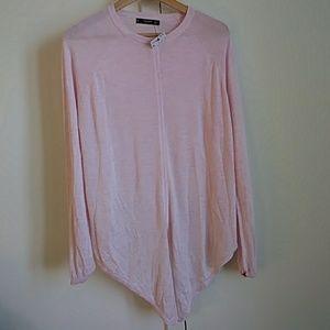 Mango light sweater. NWT