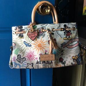 Dooney and Bourke Disney Bag