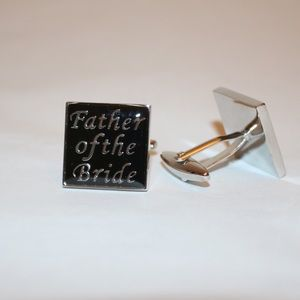 Other - Father of the bride cufflinks