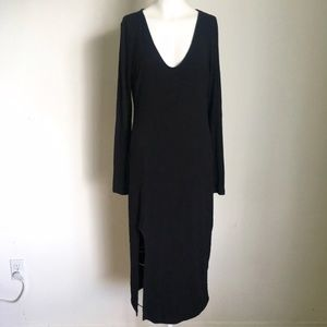 Long,ribbed dress NWT