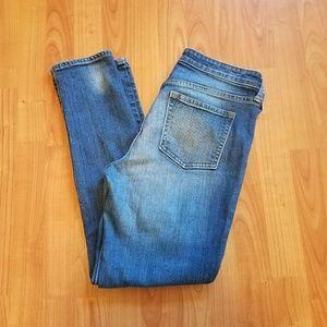 Gap premium skinny jeans