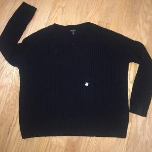 Boxy Express sweater
