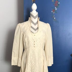 Vintage Magnolia San Francisco boho wedding dress
