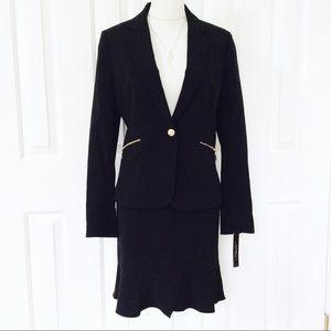 NWT Tahari Skirt Suit SZ 10