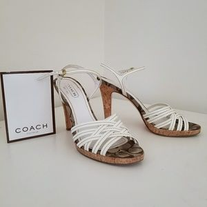 Coach Stephany Platform Sandals