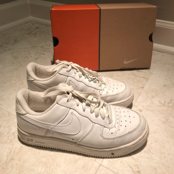 Host Pick </div> <h2>Nike Other &#124; Host Pick Air Force 1 Shoes Sz 55 Youth &#124; Poshmark</h2> </hgroup> <nav class=