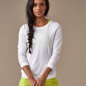 Lululemon Swiftly Tech Long Sleeve Breeze NWT